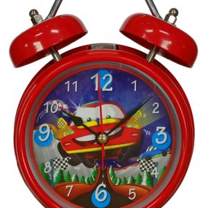 Red Car Singing Alarm Clock